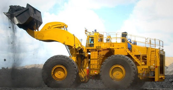 Komatsu wheel loaders for sale