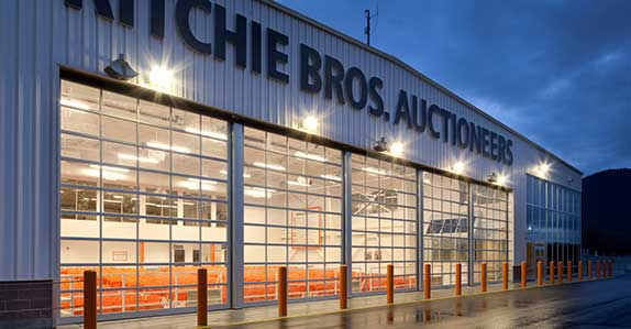 Ritchie Bros. Auction Site