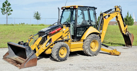 5 things to remember when operating a loader backhoe