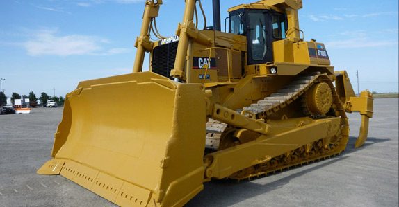 1997 Caterpillar D10R crawler tractor – sold for USD $400,000 at unreserved auction