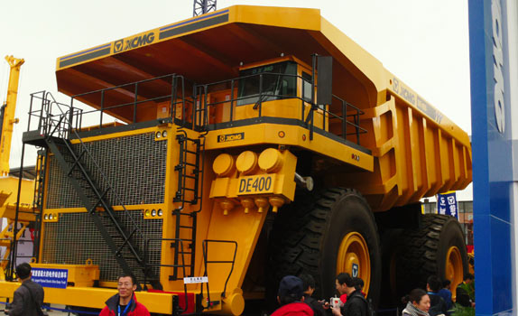 bauma China 2012 highlights | Ritchie Bros  Auctioneers