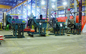 Big selection of welding and fabrication shop supplies from Aecon Industrial