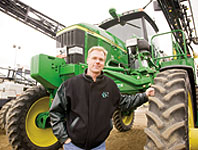 Dean Stockman - Stockman Farms (Beechy, Saskatchewan)