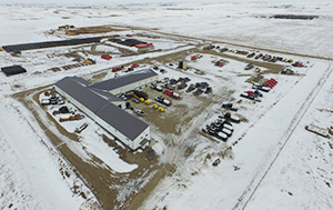 North Dakota Commercial Property from Pro-Frac Heating & Trucking, L.L.C.